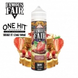 12/60ml ONE HIT WONDER - STRAWBERRY POUND CAKE
