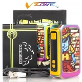 VZONE GRAFFITI 220W TC MOD - RAINBOW EDITION ( HW BOARD 1.0 CHIP )