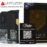 LIMITLESS ARMS RACE BOX MOD 220W - BLUE CAMOUFLAGE
