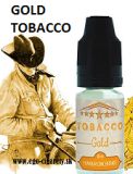1,5ml VINCENT a CIRCUS -  GOLD Tobacco