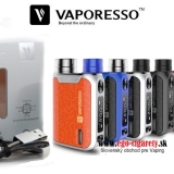 VAPORESSO SWAG 80W TC BOX MOD - SILVER EDITION