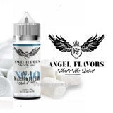 12/60ml PACK - ANGEL FLAVORS  - HOLLY MARSHMELLOW ( Čučoriedky s canolli )