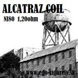 10ks ALCATRAZ COIL NI80 3mm / 1,2ohm