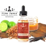 50/60ml FIVE PAWNS (Shake&Vape) - ELO TOBACCO