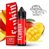 50/60ml Fcukin' Flava by. ADV - PHILIPPINES MANGO (LOW MENTHOL)