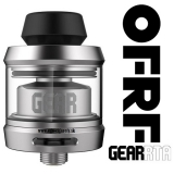 OFRF GEAR ORIGINAL SINGLE RTA 2ml/3,5ml - SILVER EDICIA