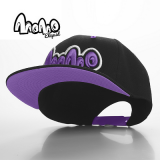 MOMO ORIGINAL SILTOVKA - BLACK / PURPLE