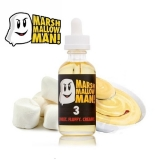 50/60ml MARSHMALLOW MAN - SWEET FLUFFY CREAMY