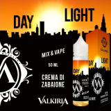 50/60ml - VALKIRIA - DAY LIGHT ( Zabaione krém )