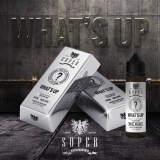 "50/60ml - SUPER FLAVOR - WHAT""S UP ( Donut s vanil.krémom)"