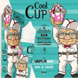 50/60ml - VAPORART - COOL CUP - ICE CREAM CHERRY