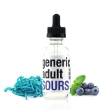 50/60ml  G.A.S PREMIUM - SOURS BERRY (EXP:9/2019)