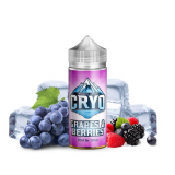 20/120ml CRYO by INFAMOUS - GRAPES AND BERRIES