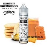 50/60ml STUMPS DON COOKIE by CHARLIEs CHALK DUST