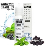 50/60ml CHARLIEs CHALK DUST - BLACK ICE