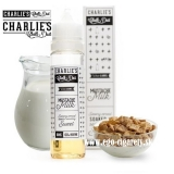 50/60ml CHARLIEs CHALK DUST - MUSTACHE MILK