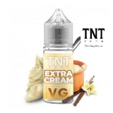 30ml TNT BÁZA VEGETABLE GLYCERINE - EXTRA CREAM