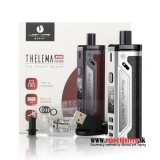 LOST VAPE THELEMA 3000mAh 80W POD - SS/Grain Leather