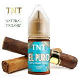 10ml TNT ORGANIC - EL PURO TOBACCO