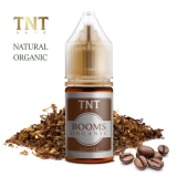 10ml TNT ORGANIC - BOOMS COFFEE TOBACCO