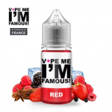 30ml VAPE ME I'm FAMOUS - RED