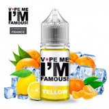 30ml VAPE ME I'm FAMOUS - YELLOW