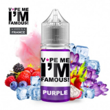 30ml VAPE ME I'm FAMOUS - PURPLE
