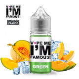 30ml VAPE ME I'm FAMOUS - GREEN