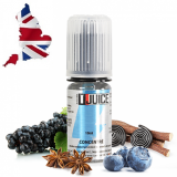 10ml T-JUICE - ORIGINAL BLACK N BLUE Aróma