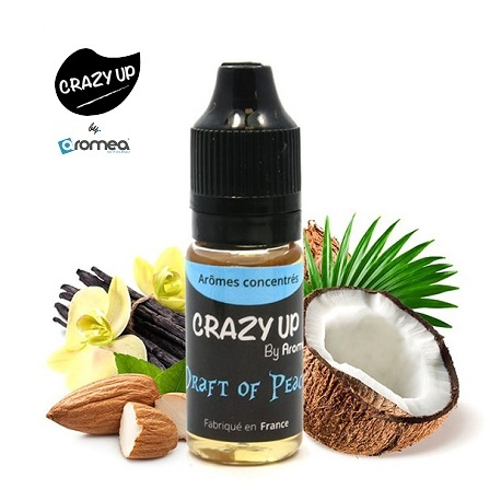 10ml CRAZY UP by AROMEA - DRAFT OF PEACE