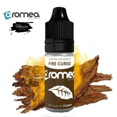 10ml AROMEA de France aroma Fire Cured (Silný tabak)