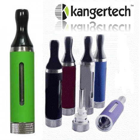 Kangertech  MT BCC 3ml eGO Single Coil - ZELENÝ