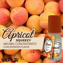 10ml VAPORART SQUEEZY AROMA - APRICOT
