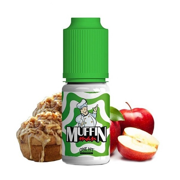 10ml ONE HIT WANDER - MUFFIN MAN (EXP:2/2019)
