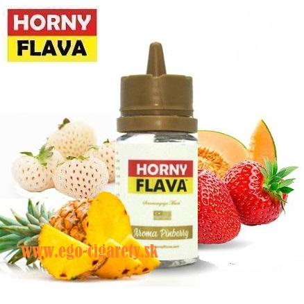 30ml HORNY FLAVA PREMIUM CONCENTRATE - HORNY PINEBERRY