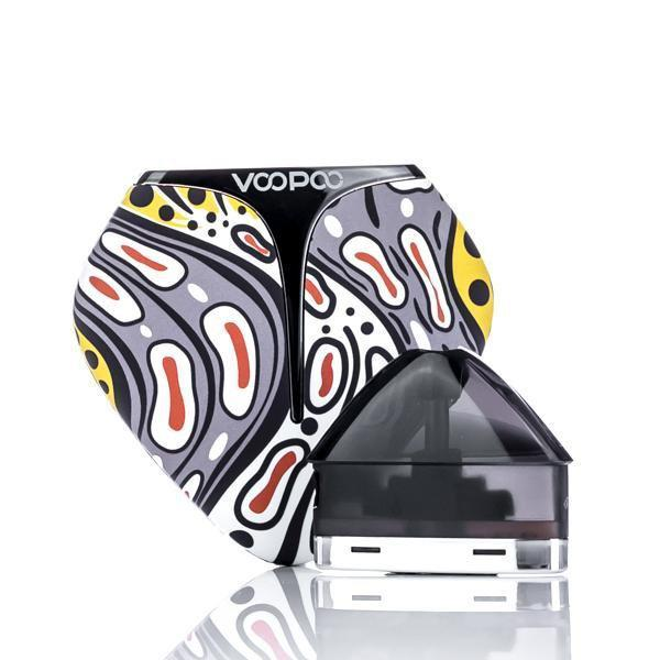 VOOPOO FINIC FISH POD 350mAh - FOOTSTEPS