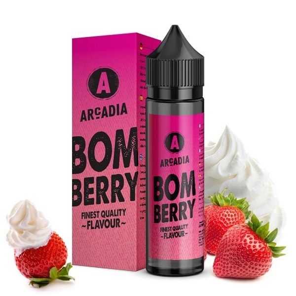 20/60ml ARCADIA by ALTERNATIVE VAPORS - BOOMBERRY