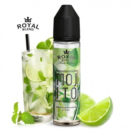 10ml/60ml ROYAL BLEND - MOJITO