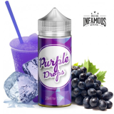 20/120ml INFAMOUS DROPS - PURPLE DROPS